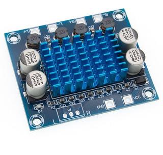 Modulo Amplificador De Audio Estereo 2 X 30w Clase D Tpa3118
