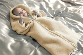 Bebê Manta Saco De Dormir Cobertor Bege Etruria