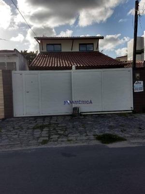 Casa Com 2 Dormitórios À Venda, 140 M² Por R$ 280.000 - José Américo De Almeida - João Pessoa/pb - Ca0011