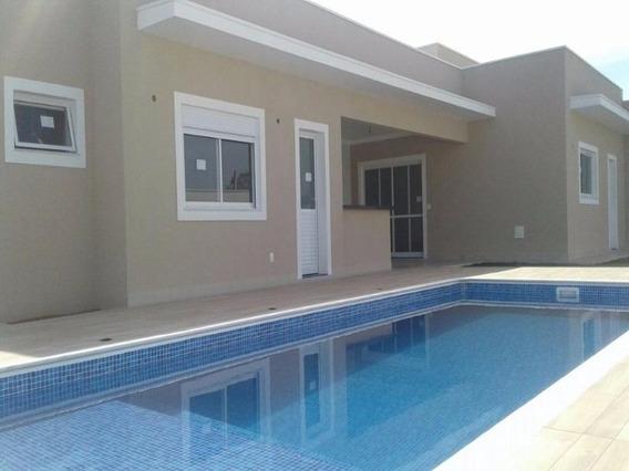 Casa À Venda, Condomínio Parque Chapada De Itu, Itu - Ca0707 - 32589789