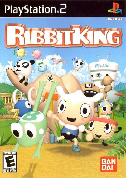 Ribbit King - Playstation 2 (frete Único)