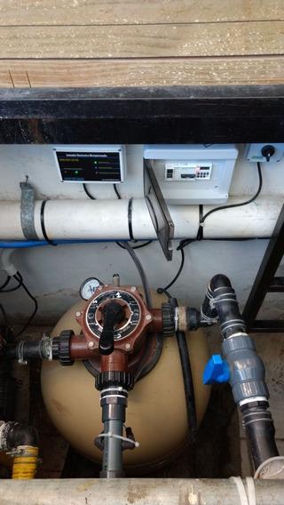 Control Temperatura Caldera Piscina Ionizacion Cloro