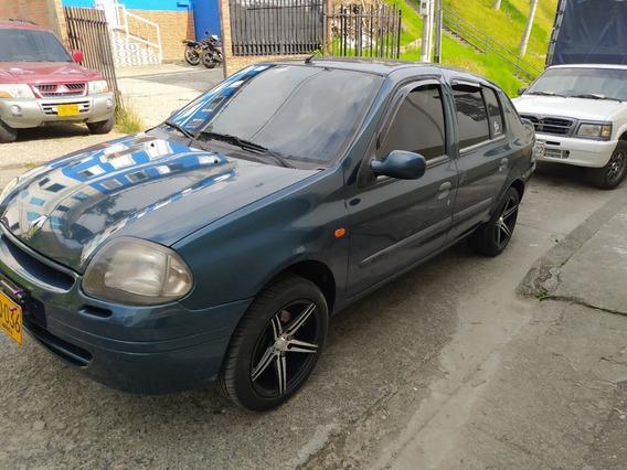 Renault Symbol Reanult Symbol 2001 Excelente Estado No Hay Q