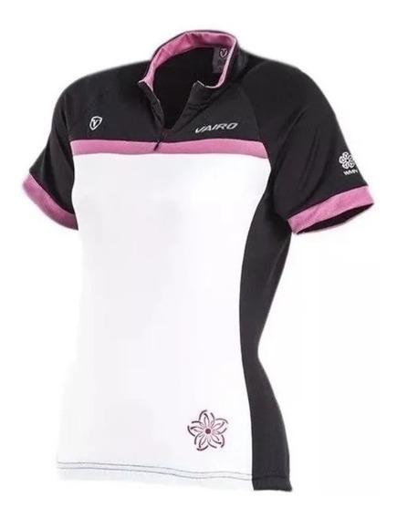 Remera/jersey M/corta Ciclismo Mujer Vairo Daysi