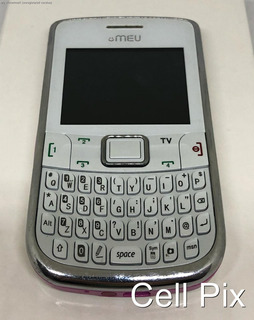 Celular Meu Sn61 - 4 Chips 1.3mp, Tv Wi-fi Bluetooth - Usado