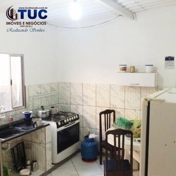 Casa C/ 3 Cômodos- Terreno 5x25 Com Iptu- Alvarenga S.b.c - 1155