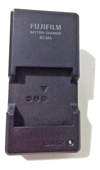 Carregador De Bateria Fujifilm Bc-50a Câmera Fotográfica