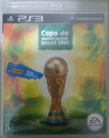 Jogo Copa Do Mundo Fifa Ps3 [novo Lacrado]