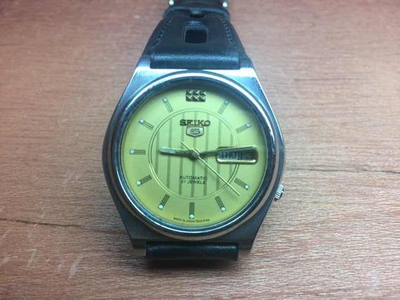 Relógio Seiko 5 Automático 7009