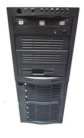Servidor Supermicro Torre Xeon Quad Core 1tb Hd 16gb Ram