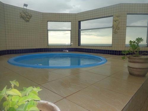 Apt Duplex, Maravilhoso Com Piscina Em Mongaguá - 1171 - 4337440