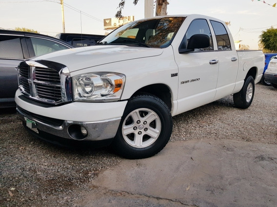 Dodge Ram 2500 5.7 Pickup Quad Cab Slt Aa 4x2 At 2008