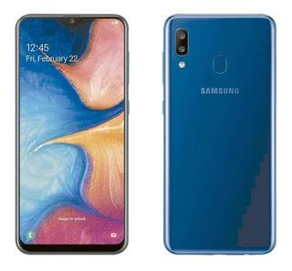 Samsung Galaxy A20 4g Lte 32gb Rom 3gb Ram Octa Core