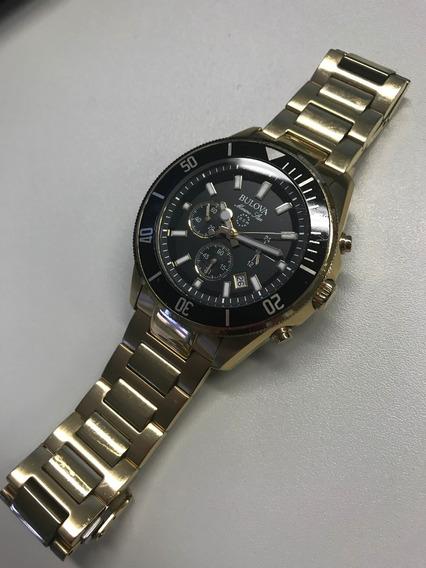 De Uso Pessoal   Relógio Bulova 98b250 Marine Star Masculino