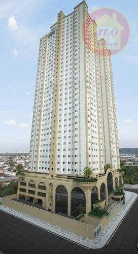 Apartamento À Venda, 47 M² Por R$ 180.000,00 - Planalto Bela Vista - São Vicente/sp - Ap4243