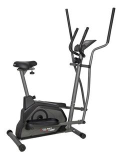 Sport Maniac Eliptico Y Bicicleta Magnetico Olmo 400