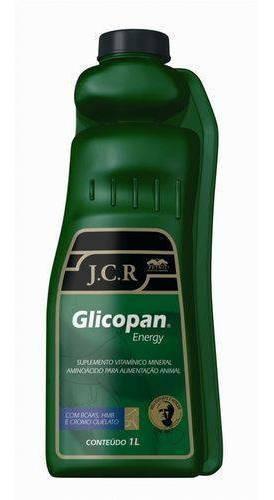Glicopan Energy Jcr 1 Litro Suplemento Equinos - Vetnil