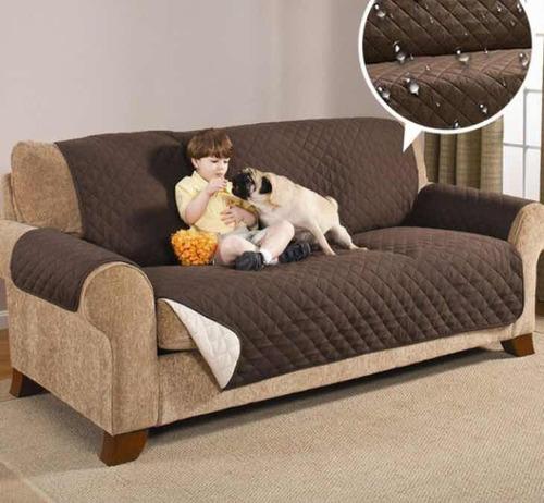 Forro Protector De Sofá Y Muebles Perros Y Mascotas