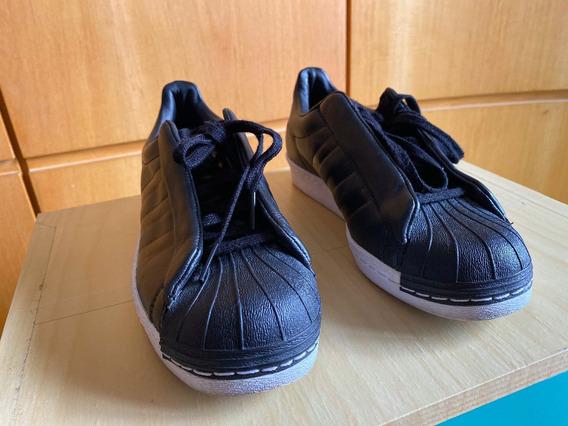 Tênis adidas Originals Superstar 80s Shin Guard