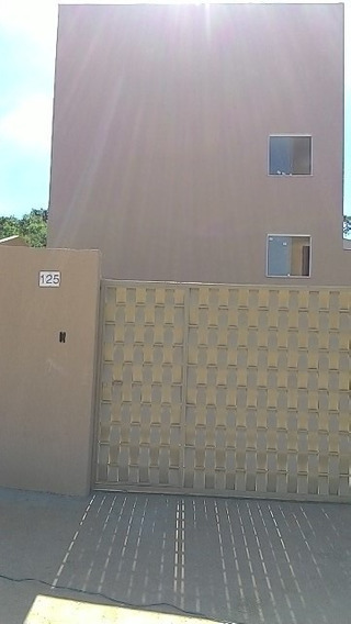 Cobertura Com 3 Quartos Para Comprar No São Pedro Em Esmeraldas/mg - 2859