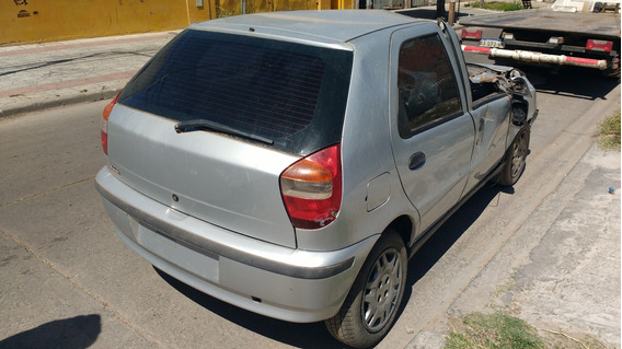 Fiat Palio Chocado 04 De Baja Total