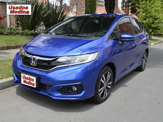 Honda New Fit Exl 1.5 Aut