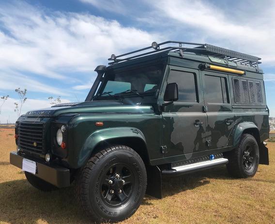 Motorhome Land Rover Defender 110 Montagem Nova 2019
