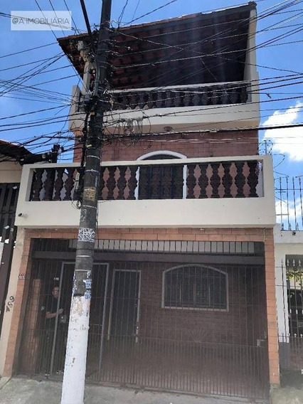 Casa Com 5 Dormitórios E Galpão Anexo - Ideal Para Investidor - So0168