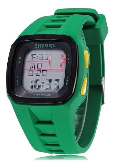 Relógio Silicone Esporte Shhors Trestles Pro
