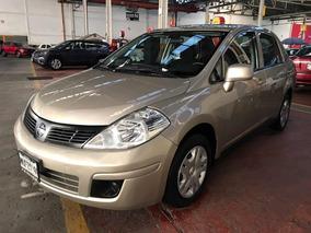 Nissan Tiida Custom Std 6 Vel Ac 2012