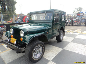 Jeep Willys J 5