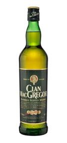 Whisky Clan Mac Gregor 750ml