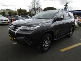 Toyota Fortuner At 2800cc 4x2