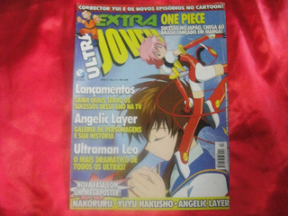 Revista Ultra Jovem Anime Manga Especial Nr 13 One Piece