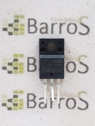 Smk830 - Smk 830 - To220 -  500v 4.5a - Original