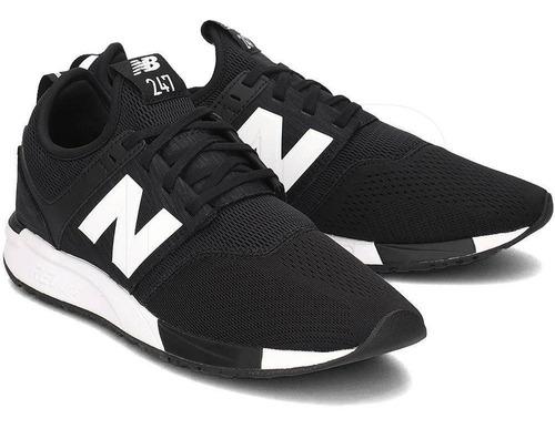 Zapatillas New Balance ® Negras Hombre Mujer Original Cuotas - $5.058,00