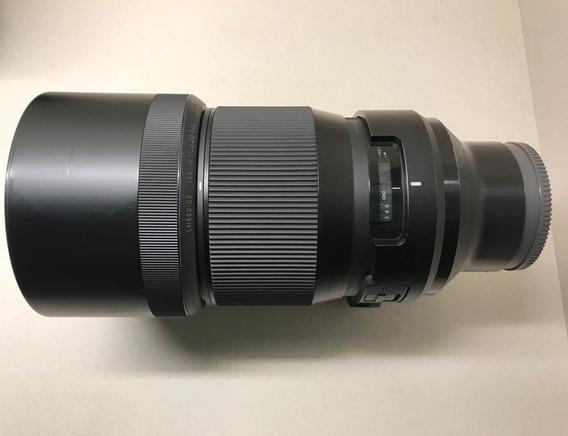 Lente Sigma 135 Mm F/1.8 Dg Hsm (para Sony)