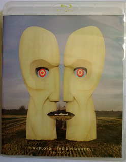 Blu Ray Pink Floyd - The Division Bell