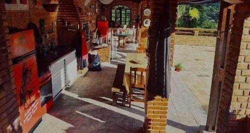 Imagem 1 de 14 de Casa De Campo Com Piscina Em Meio  Reserva Aluguel Temporada