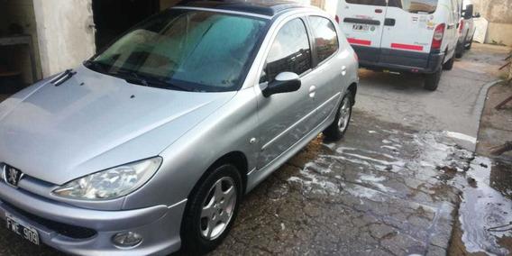 Peugeot 206 1.6 Xt Premium 2006