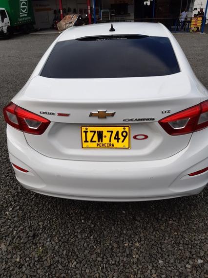 Chevrolet Cruze Version 1400 Turbo