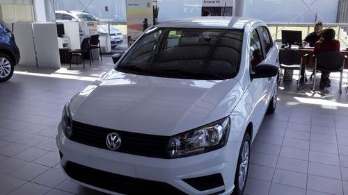 Volkswagen Gol Trend 0km-anticipo Mínimo-usado-cuotas, Dni M