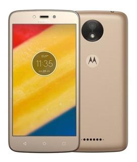 Motorola Moto C Xt1754 16gb Fine Gold Fine Gold