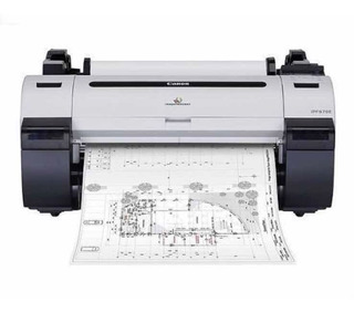 Plotter Canon 2162c002aa Lpf 670e De 24.5 Tinta Pc Mac