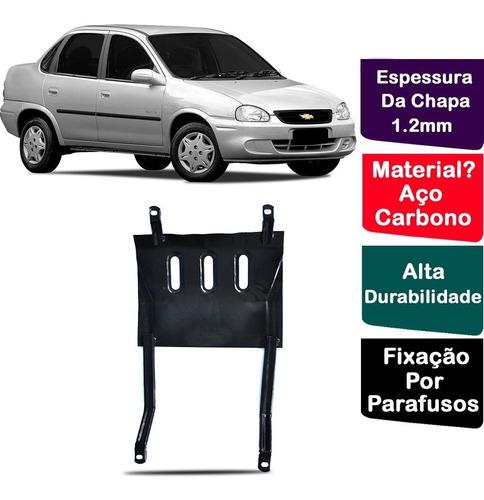 Protetor Carter Peito De Aço Corsa Classic 2000 A 2010