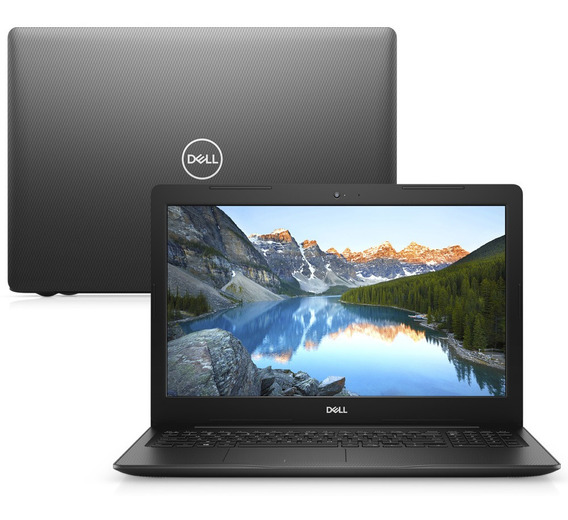 Black Friday Notebook Dell Inspiron 3583 Pentium 500gb Linux