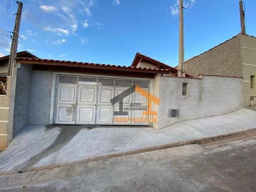 Imagem 1 de 20 de Casa Com 3 Dormitórios À Venda, 135 M² Por R$ 490.000,00 - Loteamento Residencial Central Park Ii - Itatiba/sp - Ca1216