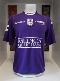 Camisa Futebol Defensor Uruguai Preparada Jogo