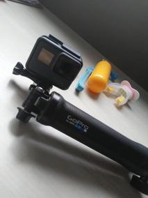 Gopro 5 Black Com Kit Acessórios.