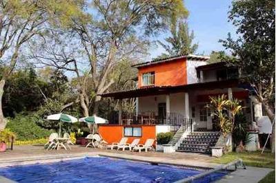 Hotel En Analco / Cuernavaca - Roq-441-ho